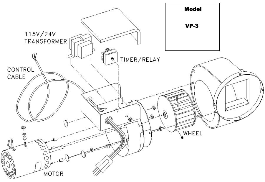 volko draft inducers draft inducer source parts